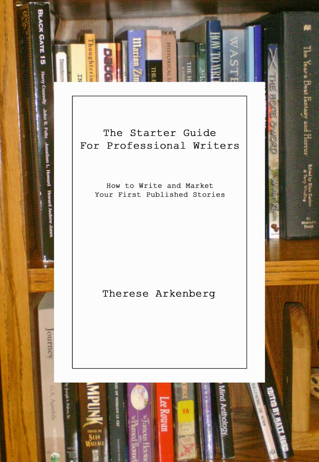 Where You Can Get the Starter Guide for Professional Writers