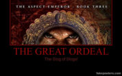 Book Review: The Great Ordeal by R. Scott Bakker